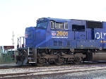 Union Pacific SD70M