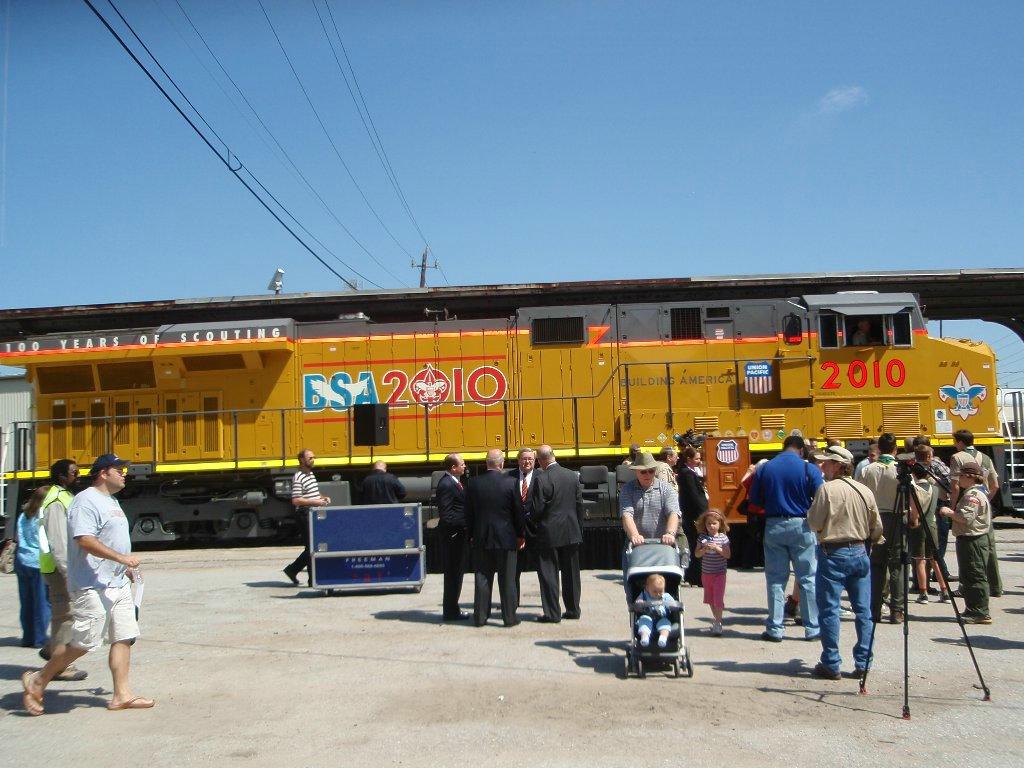 UP 2010 C45AC-CTE