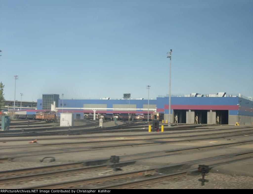 Boston Engine Terminal
