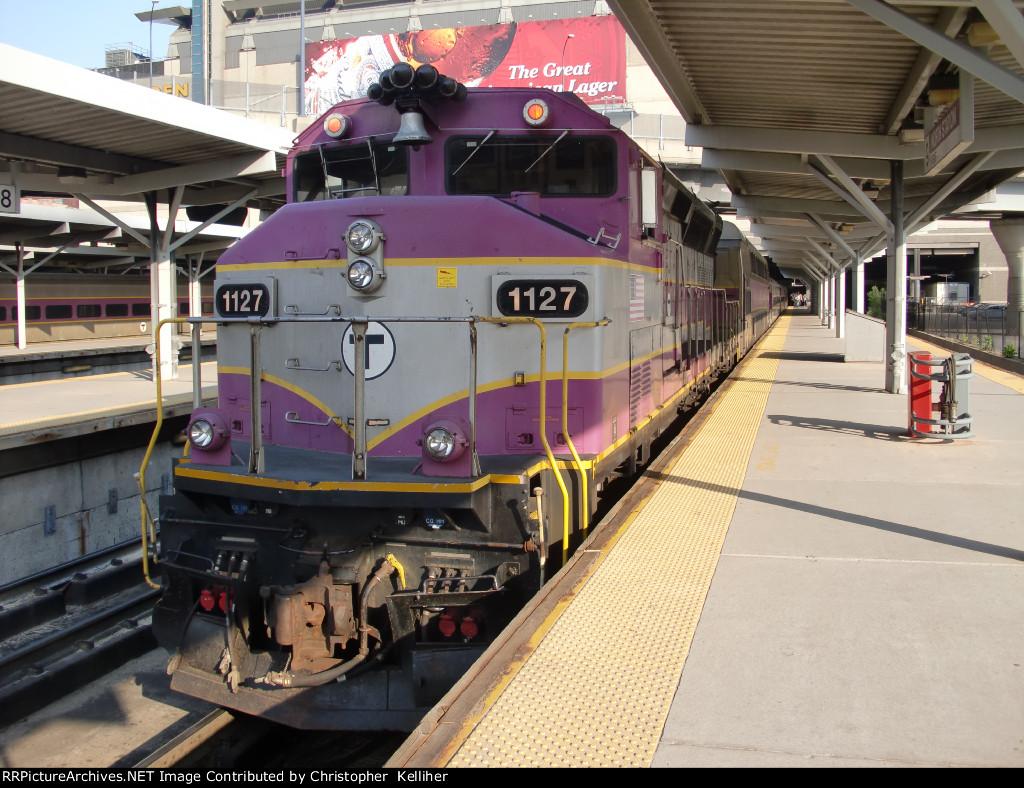 MBTA 1127