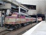 MBTA 1053 & MBTA 1050