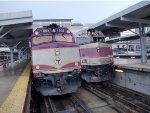 MBTA 1007 & MBTA 1025