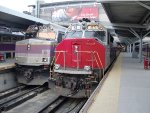 MBTA 1004 & MARC 61