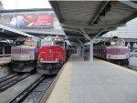 MBTA/MARC Locomotives