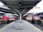 MBTA Lineup