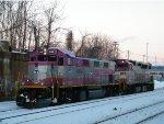 MBTA 3248 & MBTA 1116 at BET
