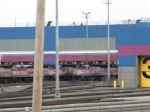 MBTA 1127, MBTA 1130, MBTA 1030(Has crumpeled nose), MBTA 1119, & MBTA 1122