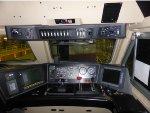 MBTA 2001 Cab
