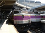 MBTA F40PHs 1007 & MBTA 1014