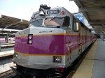 MBTA F40PH 1006