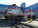 MBTA 1135 & 1121