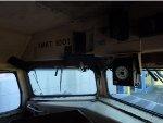 MBTA 1001 Cab
