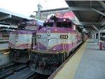 MBTA 1031 & MBTA 1122