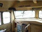 MBTA 1068 Cab