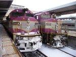 MBTA 1124 & MBTA 1131