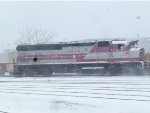 MBTA 1131 recently returned from NS in Altoona
