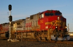 BNSF 742 West