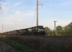 NS 9649 & 3383 on 65J