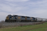 Q342 With Matching SD50-2's