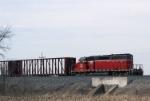 Z865 in the Siding