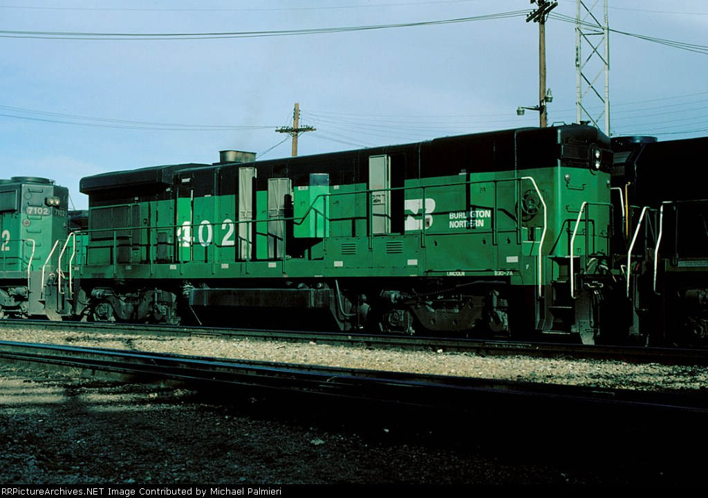 BN B30-7A(B) 4025