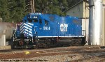 CIT Leasing GP38 3814