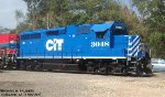 CIT Leasing GP38-3 3048