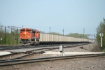BNSF 9361 returning for another 20,000 tons of global warming compound