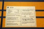 BNSF 6106 builder info