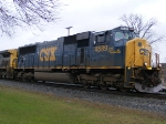 CSX spirt of Nashville