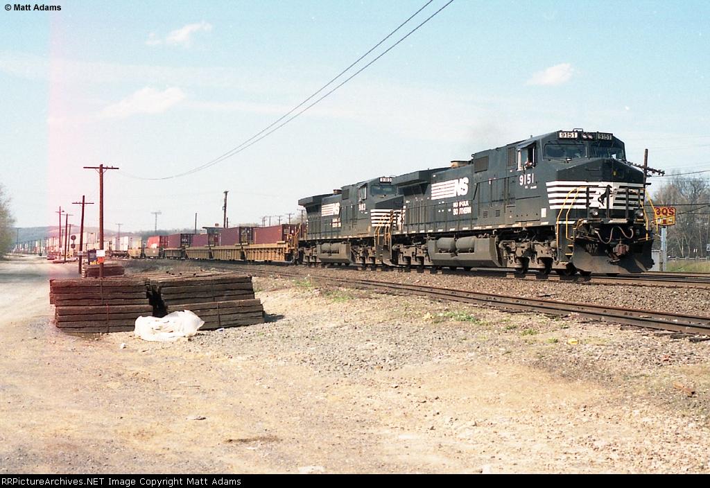 NS 9151 East