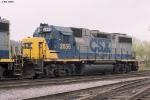 CSXT GP38-2 2656