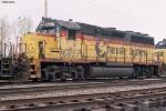 CSXT GP40 6627