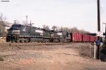 NS 9555 West