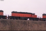 URR SD38-2 53