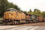 UP 6604, westbound UP train CIMCA9