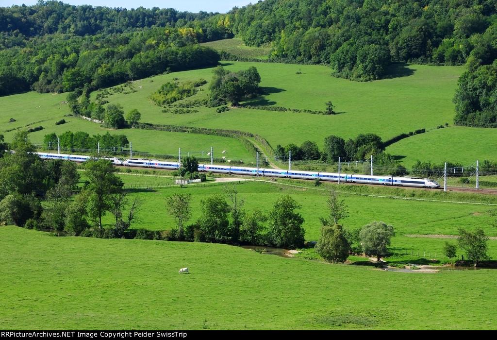 TGV - SNCF French National Railways