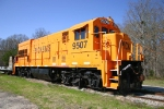 On the Pickens Railroad Deadline