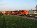 BNSF 9382 and 5610