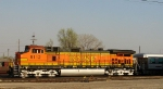BNSF 5112 and some Office Cars