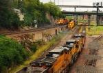 3 trains at the Gooseneck