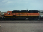 The Rebuilt BNSF GP60