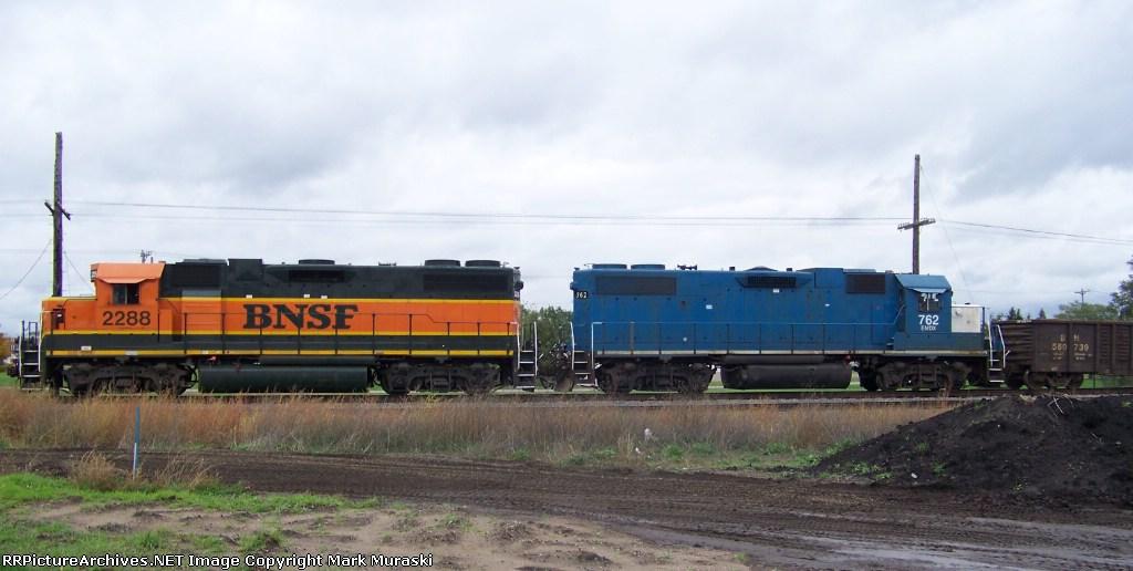 BNSF 2288