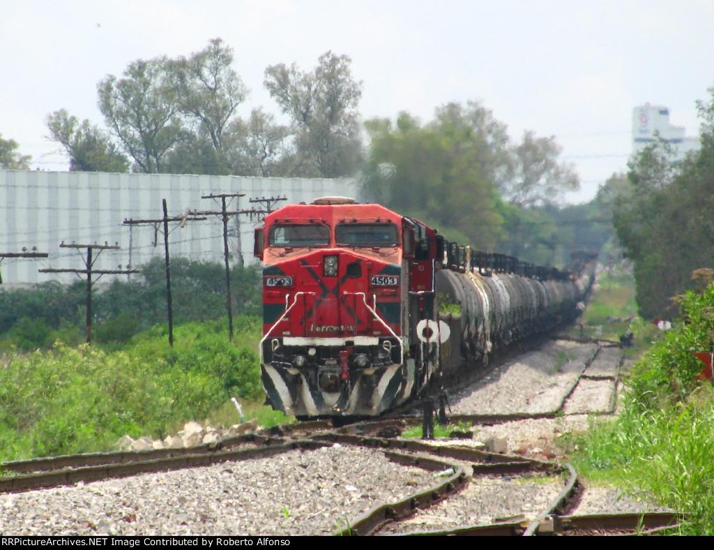 DPUS Chemical train