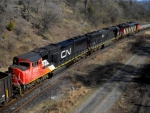 CN 330 at the Cowpath