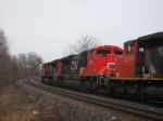 CN 382 at Bayview Junction
