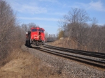 CN 435 at Bayview Junction