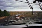 Wind Damaged Stack Train