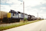 CSXT 4606