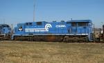 Very rare former Conrail C39-8